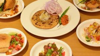 chapati food